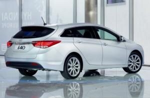 Hyundai i40: Sbohem, Sonato