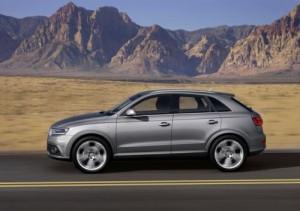 Audi Q3 – nejmenší z rodu Q (video uvnitř)