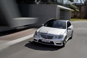 Oficiálně: Mercedes E63 AMG nově s motorem 5.5 V8 biturbo