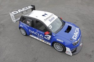 Dacia postavila speciál Duster pro Pikes Peak