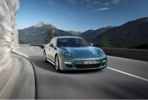 Porsche Panamera Diesel: 250 k a dojezd 1200 km