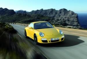 Další do party – Porsche Carrera 4 GTS (video uvnitř)