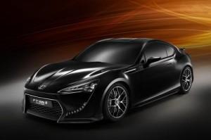 Toyota zveřejnila detaily připravovaného kupé FT-86