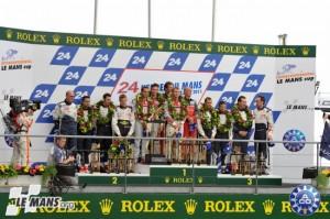 Audi udolalo v Le Mans houževnaté Peugeoty (videa uvnitř)