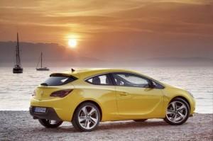 Opel Astra GTC – předstupeň k OPC