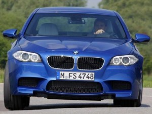 BMW M5 F10 na oficiálních fotografiích