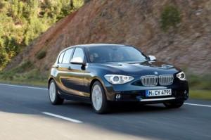 BMW 1 druhé generace odhaleno (video uvnitř)