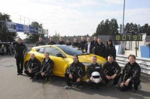Renault Mégane RS Trophy – nejrychlejší předokolka na Nordschleife (video uvnitř)