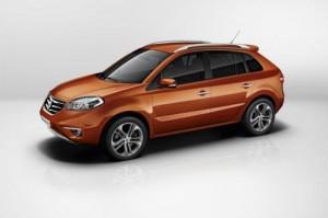 Renault Koleos prošel faceliftem