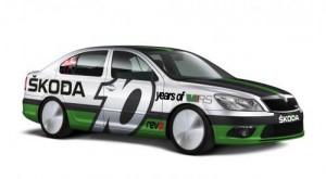 Škoda Octavia RS: 600 k pro Boneville