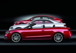 Audi A5 / S5 dostaly novou tvář