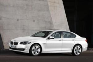 BMW 520d EfficientDynamics Edition nabídne spotřebu 4,5 l nafty