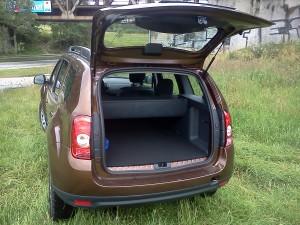 Dacia Duster 1,6 16V 4×4: Jde to levně a jednoduše