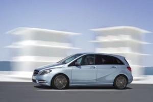 Mercedes – Benz odhalil novou generaci třídy B