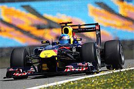 GP Belgie ovládl nedostižný Vettel