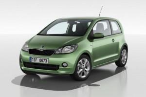 Škoda Citigo: Nejmenší škodovka odtajněna