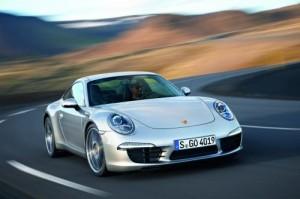 Nové Porsche 911 se sedmistupňovou manuální převodovkou (video)