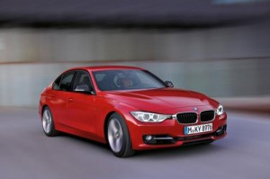 BMW 3 F30 – nová generace trojky přijíždí