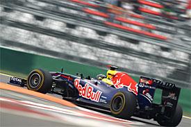 GP Koreje – další triumf Vettela a Pohár konstruktérů pro Red Bull