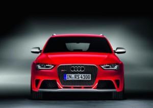 Audi ukázalo nový model RS4 Avant