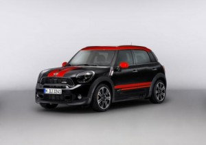 Mini ukázalo Countryman John Cooper Works