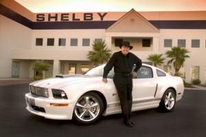 Zemřel Carroll Shelby, ikona amerického automobilismu