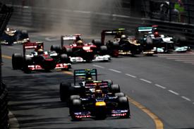 GP Monaka: Webber šestým letošním vítězem