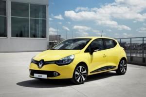 Renault Clio IV odhalen