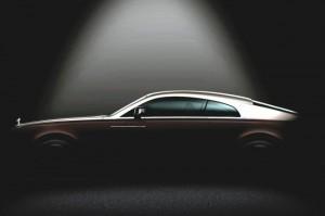 Rolls-Royce připravuje nový model Wraith