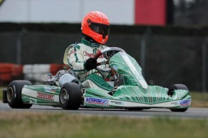 Michael Schumacher se vrací ke kartingu