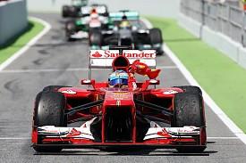 Alonso dominoval v domácí GP