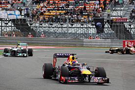 Vettel opět dominoval GP Koreje