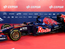 Scuderia Toro Rosso STR9 Launch, Jerez, Spain, Monday 27 January 2014.