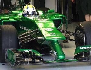 Vozy F1 pro rok 2014