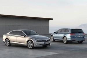 VW Passat přichází v nové generaci B8