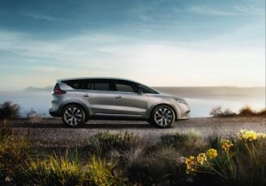 Renault Espace – nově jako crossover