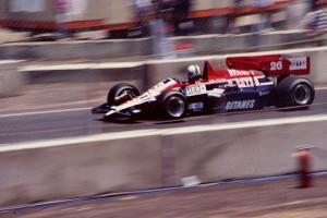 Bývalý pilot F1 Andrea de Cesaris tragicky zahynul