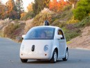 Googgle car