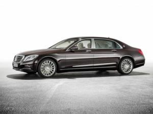 Mercedes představuje nový Maybach