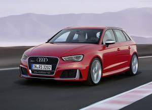 Audi odhalilo nový RS3 Sportback