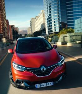 Kadjar – nový crossover od Renaultu