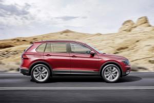 VW odhalil nový Tiguan